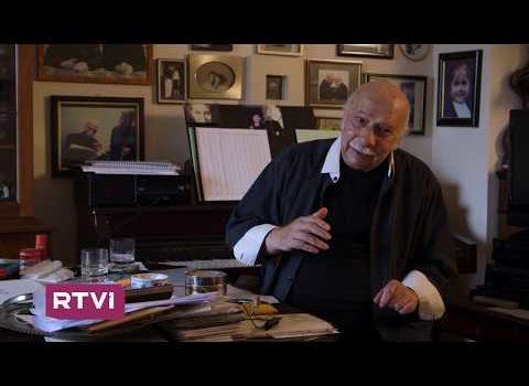 Анонс «Час интервью» Гия Канчелия, часть 2, 12 окт., канал RTVi Canada