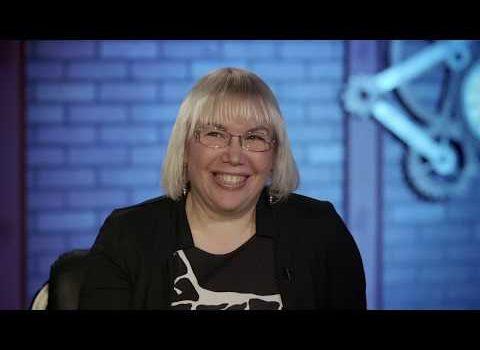 Сусанна Альперина в программе «Час интервью». Часть 1.