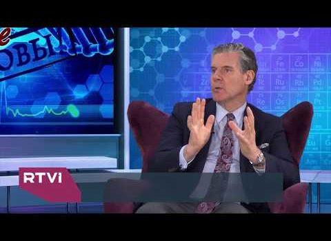 "Анонс ""Будьте здоровы"", Michael FEHLINGS, часть 1, 14 декабря, 2019, RTVi"