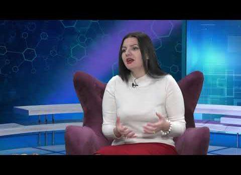 Анонс «Будьте здоровы», Инга Спатари, часть 2, эфир 4 января, 2020, RTVi