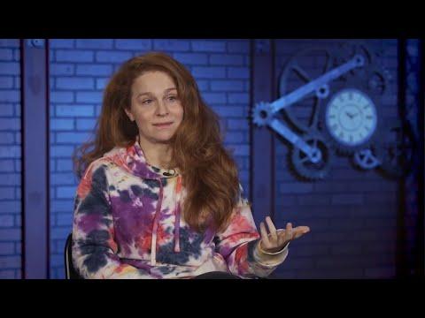 Агриппина Стеклова в программе «Час интервью».
