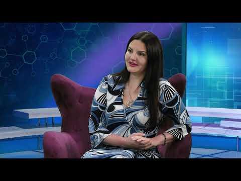"""Инга Спатарь, в программе """"Будьте здоровы"""", 24 октября, 2020, RTVi"""