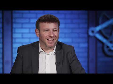 """Роман Бабер в программе """"Час интервью"""""""