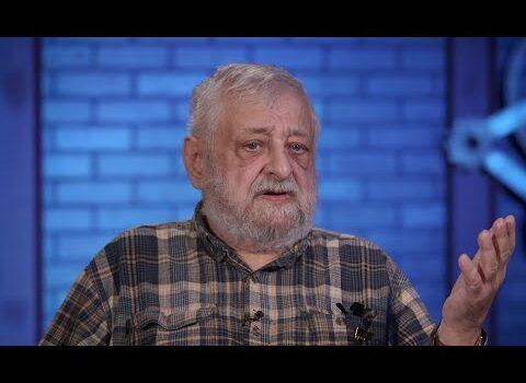 """Леонид Бердичевский в программе """"Час интервью"""", часть 2, 10 апреля, 2021, RTVi"""