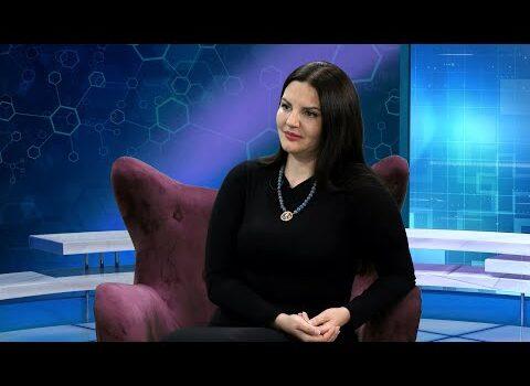 """Инга Спатари, в программе """"Будьте здоровы"""", часть 4, 24 июля, 2021, RTVi"""