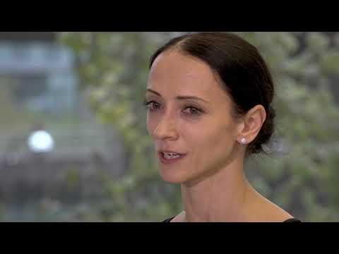 Interview Ballet Dancer Svetlana Lunkina Air 2018