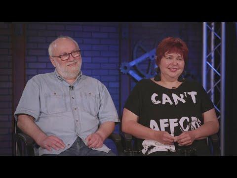 """Надежда Вайнтруб и Марк Вайнтруб в программе """"Час интервью"""". Часть 1"""