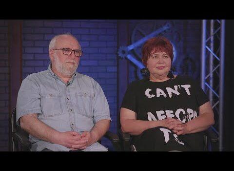 """Надежда Вайнтруб и Марк Вайнтруб в программе """"Час интервью"""". Часть 2"""