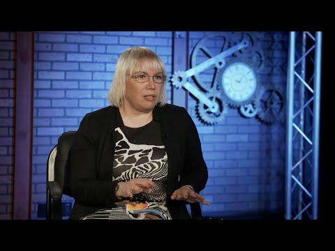 """Сусанна Альперина, в программе """"ЧАС ИНТЕРВЬЮ"""", часть 2, 9 окт. 2021, RTVi"""