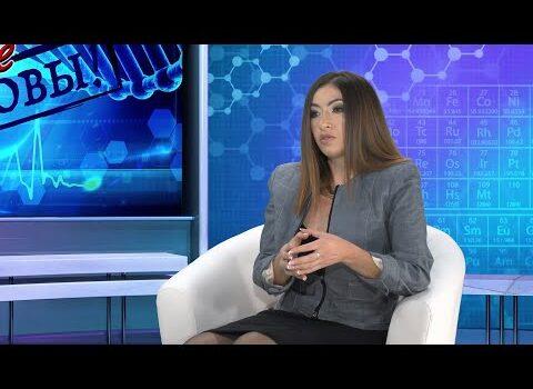 """Виктория Прудэй, в программе """"Будьте здоровы"""", часть 1, 9 окт., 2021,"""