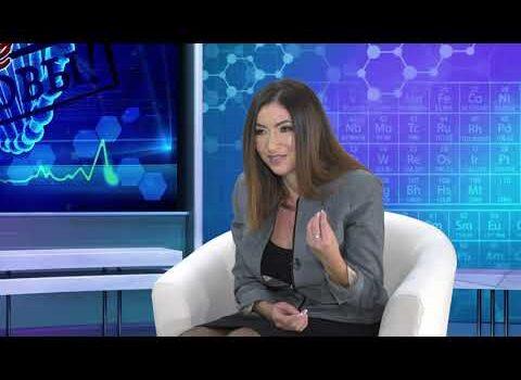 """Виктория Прудэй, в программе """"Будьте здоровы"""", часть 2. 16 окт. 2021, RTVi"""